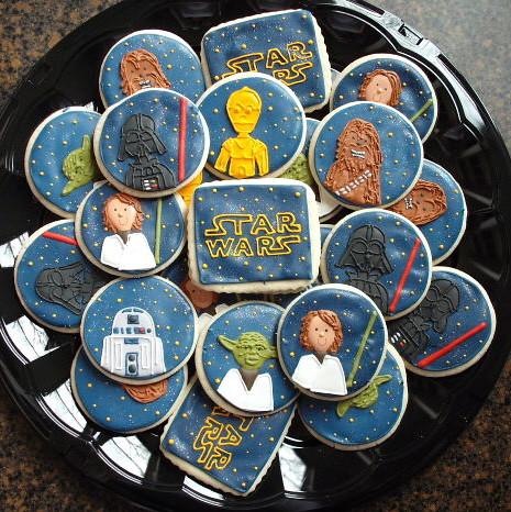 Kross's Star Wars Platter