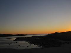 Port Fairy and around 13 - After sunset (Ben Beiske) Tags: ocean sunset beach water sand australia victoria australien portfairy