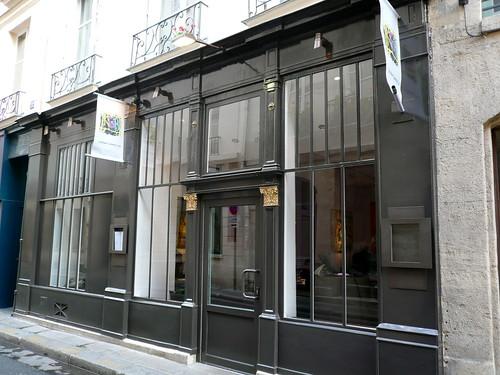 Restaurant Kitchen Gallery Paris the kitchen galerie bis restaurant in paris - hotels paris rive