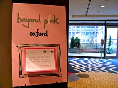 YWiB's Beyond Pink Conference 2009