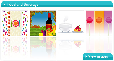 Food and Beverage By Bibidesign