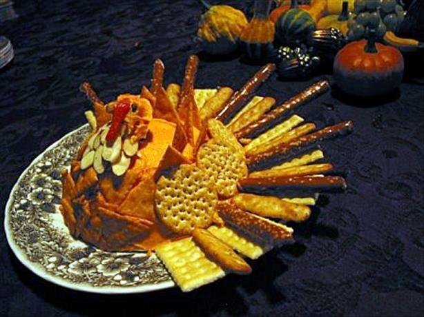 Turkey Chees Ball