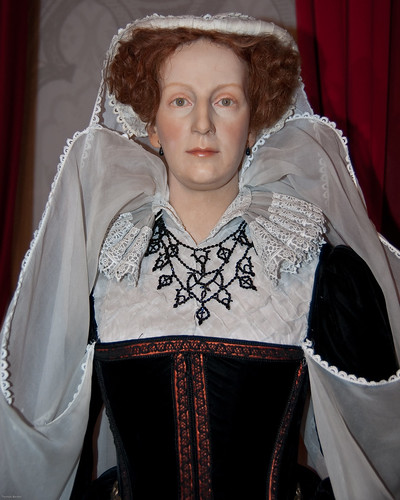Mary Queen Of Scots Death Mask Royalty - Mary I of Sc...