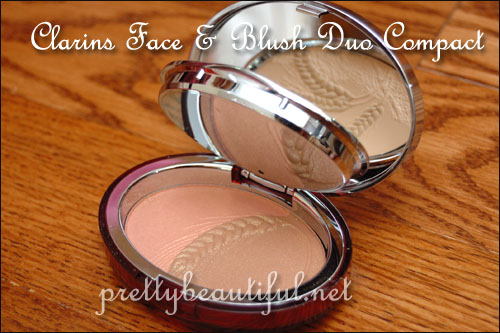 Clarins Face & Blush Duo Compact
