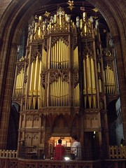 Chester Cathedral Organ (cathedralchoir) Tags: organ chestercathedral w777
