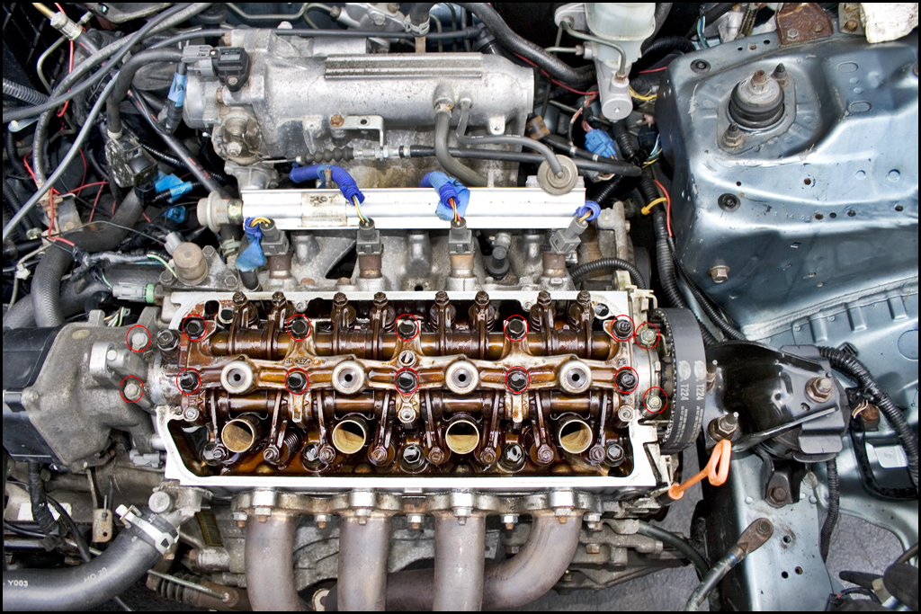 how to: d-series cam seal replacement   clubcivic.com ... 2001 honda accord radio wiring diagram