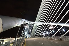 stars and stripes (PW Photos) Tags: bridge architecture angle wide malaysia kualalumpur putrajaya selangor sigma1020mm flickraward unusualviewsperspectives
