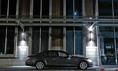 High Class (Luuk van Kaathoven) Tags: auto en car night photography mercedes nikon shot automotive s400 van hybrid profil luxurious sclass facelift luuk d80 luukvankaathovennl kaathoven