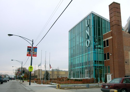 UNO Veterans Memorial School Campus A