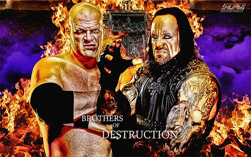 Undertaker Kane Wallpaper
