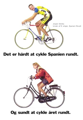 Danish Bicycle Culture Promotion 1995