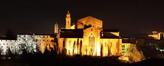 notturno (effevu) Tags: night shot campanile convento siena duomo notturna francesco notturno sfrancesco venturini effevu viadelvecchietta