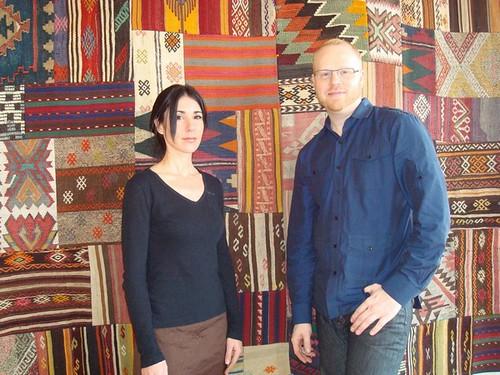Rebecca & Brian portland oregon rugs oriental carpets