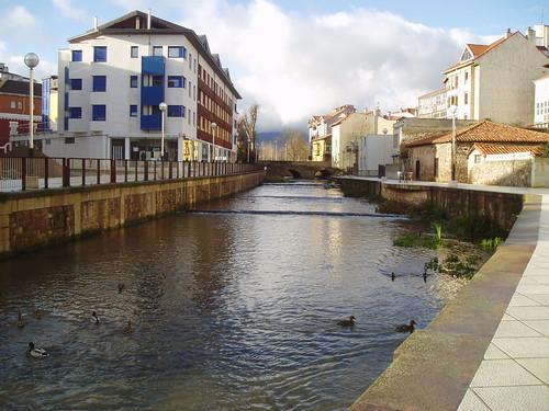 Foto del Puente de Reinosa