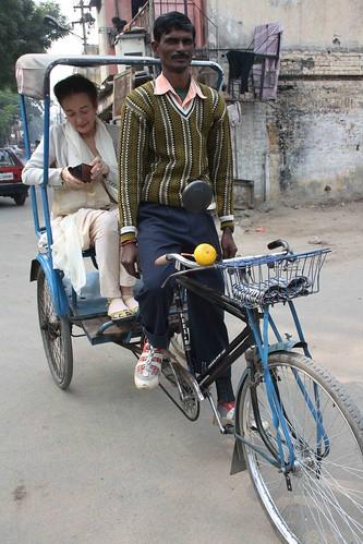 Mission Delhi - Berenice Ellen, Jangpura