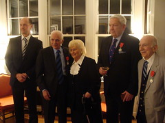 Lgion d'Honneur's ceremony (9th of December, 2009) (France in New England) Tags: casey maurice lilly anthony angelo norma christophe duno deluca guilhou