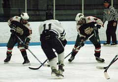 Boys Varsity Hockey Game