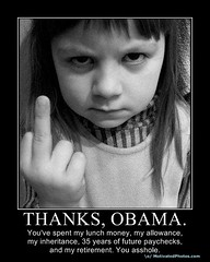 In an email! (porchlife) Tags: child thefinger obama thebird middledigit