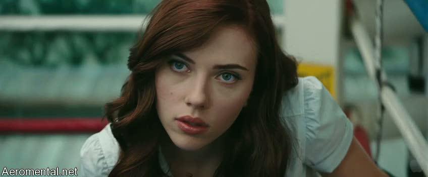 Iron Man 2 Trailer 2 Scarlett Johansson