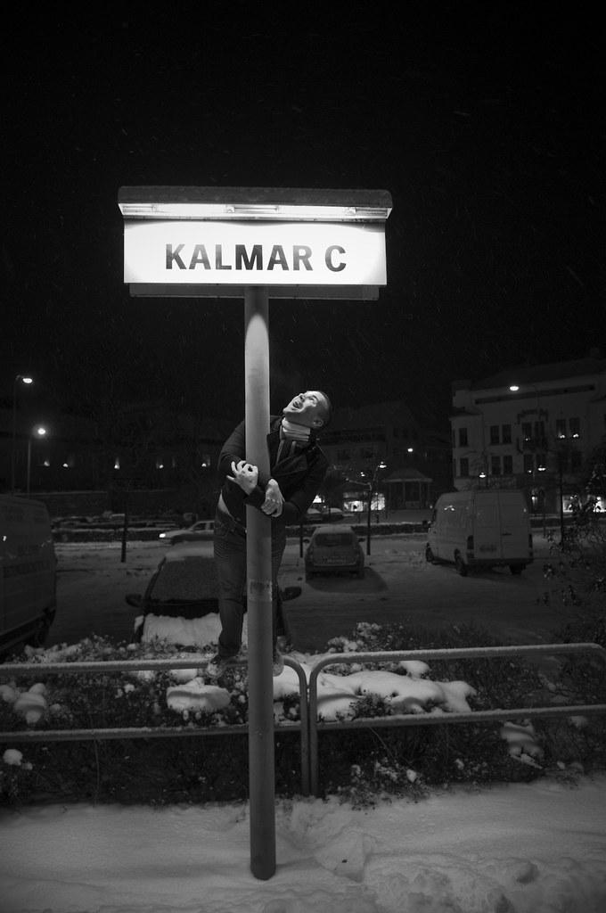 The Kalmar sign..