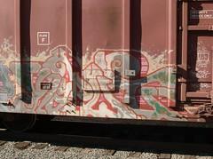 KAPUT (BGIZL) Tags: sc graffiti trains kaput boxcars vts wcb