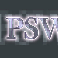 Design Glowy-Pixels Text Effect in Photoshop