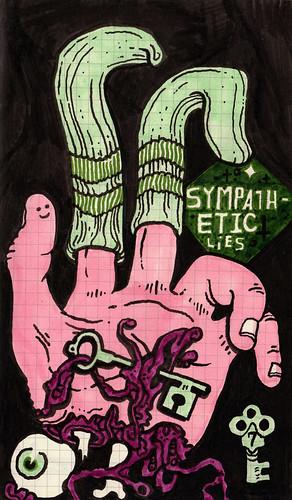Hand Snail