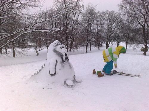Snow Walrus