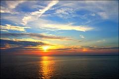 Sunset (Kate_Lokteva) Tags: travel sunset sea usa sun ny newyork seaside unitedstates longisland traveller op orient northfork longislandsound orientpoint    ekaterinalokteva photographerekaterinalokteva    ekaterinaloktevaphotographer