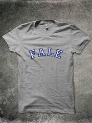 FALE Tee (DeadstarApparel.com) Tags: black beer rock clothing funny cincinnati eiffel motivation parody variety yale erection tshirts apparel tees fail rola fale deadstar rokn cabrew