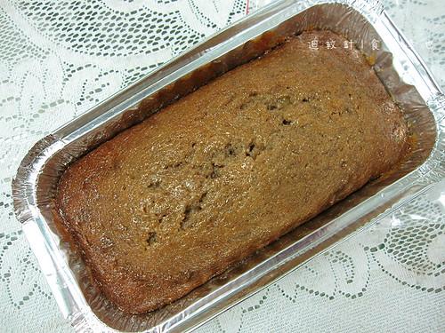 阿餅手工烘焙香蕉蛋糕