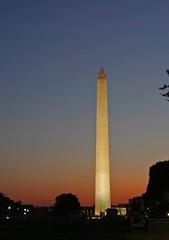 Washington's Monument at sundown (Mysophie08) Tags: washingtondc qq thumbsup washingtonmonument gamewinner challengeyouwinner yourockwinner agcgwinner gamex2winner herowinner storybookwinner
