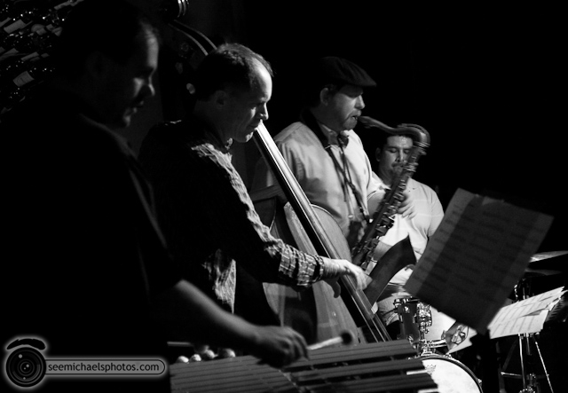 Cross Border Trio at Dizzy's 11510 © Michael Klayman-003