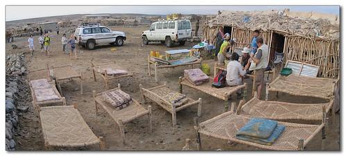 Campamento de Hamed Ale