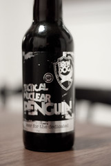 A bottle of Tactical Nuclear Penguin (evolvingblue) Tags: beer scottish alcohol brew 32 tacticalnuclearpenguin
