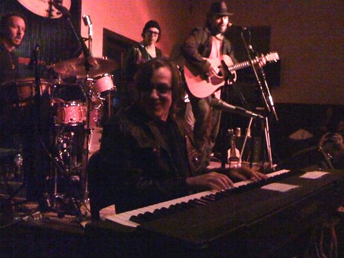 Jackson Browne at the Stonghold 1-26-10