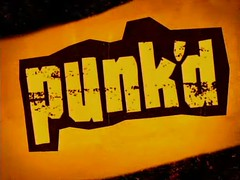 Anthony at RustyBrick Punk'd
