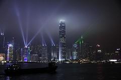 Hongkong - Symphony of Lights ( neurosis ) Tags: china skyline hongkong cityscape laser   victoriaharbour  symphonyoflights