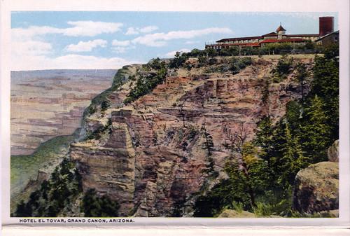El Tovar, Grand Canyon, Arizona