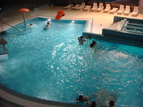 Rivea Aquatic Center, Givet.