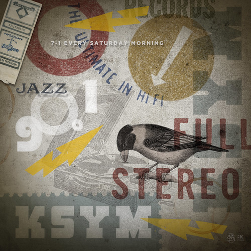 Saturday Morning Jazz on KSYM 90.1