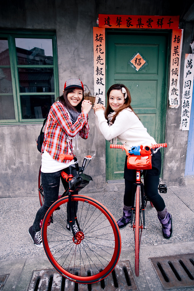 4318782759 fdd3ac6281 b Shout out to Fixed Gear Girl Taiwan