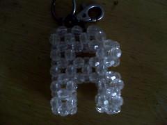 Cristal Acrlico (Coisas Da Nielle) Tags: chaveiro cristalacrlico