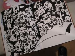 Cute Doodle Monsters Monsters Tameblue Tags Cute