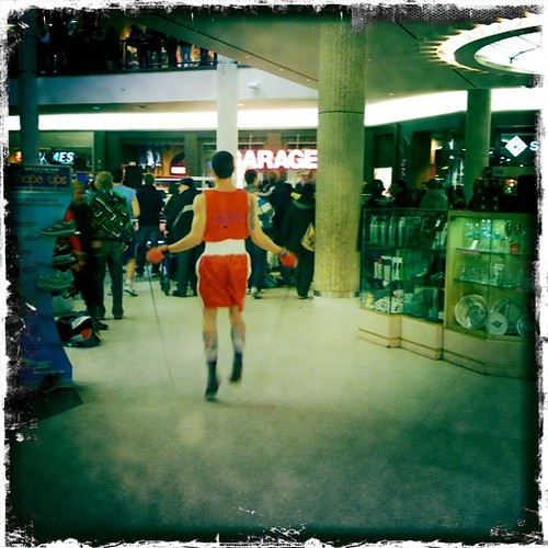 the mall boxer