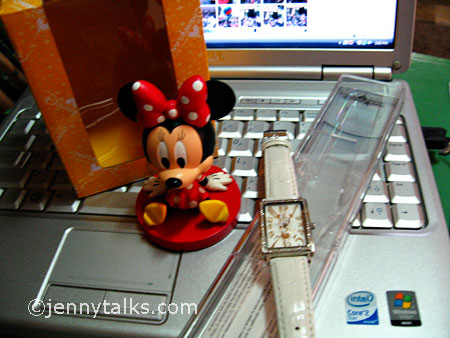 HK Disneyland souvenir