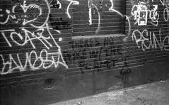 No Peace in the Planet (LeoLondon) Tags: street nyc newyorkcity streetart eastvillage ny newyork film les graffiti mural peace manhattan lowereastside 1989 alphabetcity joncro losaida feb89 jonathancro