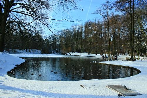 Westpark, Aachen