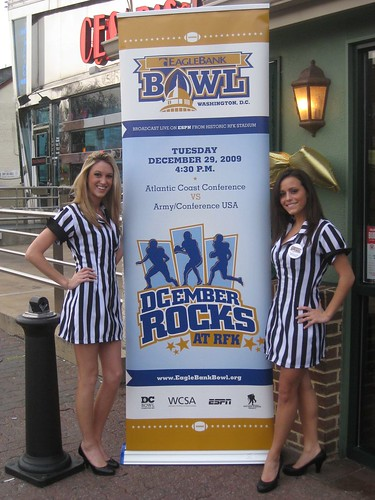 Promotional Models in DC