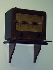 A nagyapa rdija. (E.sz.) Tags: old radio granfather oldthing
